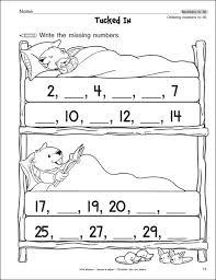 kindergarten homework worksheets worksheets