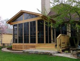 Shed Designs With Porch 7 Deck Rail Ideas For Your Cedar Deck St Louis Decks Screened