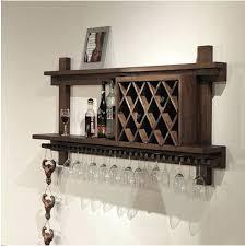 wine rack reclaimed wood wall mounted wine rack wall mount wine