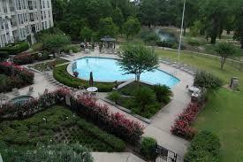 Urban Garden Houston Left Bank River Oaks Furnished Temporary Apartments Texas