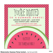 the party invitation wording free invitations card by