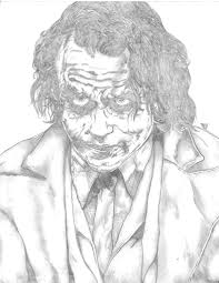 Trendy Joker Coloring Pages Joker Coloring Pages Image 16 Ppinews Co Coloring Pages Joker