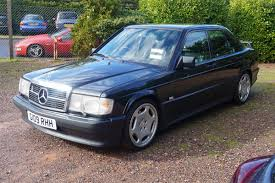 mercedes 190e 2 5 16 cosworth 1990 sold 7102 south western