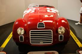ferrari 125 s sportauto ee sports u0026 luxury
