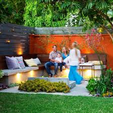 Amazing Backyard Ideas Sunset - Backyard design idea