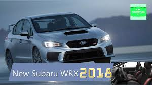 2018 subaru wrx engine 2018 subaru wrx new performance subaru boxer engine youtube
