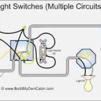 lighting circuit wiring diagram downlights yondo tech