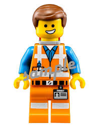 emmet large wall decal lego 32