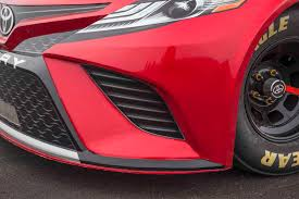 toyota company details toyota u0027s nascar quest previewing the 2018 camry based v 8 race