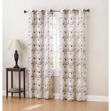 colormate summit window curtain panel shop your way online