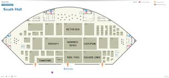 sony centre floor plan a look at the e3 2016 floor plans nintendo everything