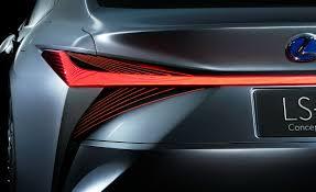 lexus lit lexus ls concept u201cl finesse u201d design auto u0026design