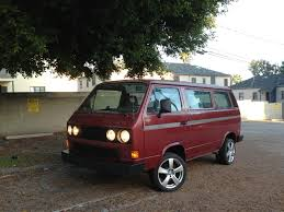 volkswagen westfalia 4x4 1987 volkswagen vanagon syncro standard passenger van 3 door 2 1l