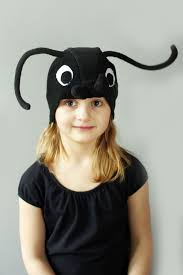 Halloween Rat Costume Ant Costume Hat Bug Inject Hat Kids Dress Hat Kids Costume