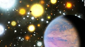 How Long Does It Take For Light To Reach Earth Astronomers Discover 7 Earth Sized Planets Orbiting Nearby Star Cnn