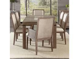 riverside furniture mirabelle 7 piece marble insert table and