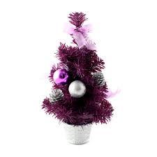 mini tree 12 one foot ornaments for festival