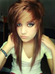 short emo haircuts for girls women medium haircut