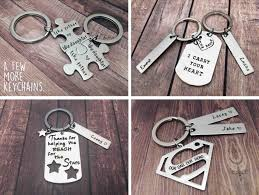 gifts for dad keychain my dad my superhero christmas gift