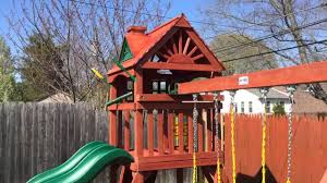 Lowes Swing Sets Outdoors Amazing Gorilla Playset For Cool Kids Playground Ideas