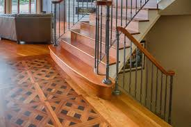 hardwood and metal staircases manfacturer and installation