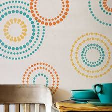 18 best wall stencil inspirations images on pinterest wall