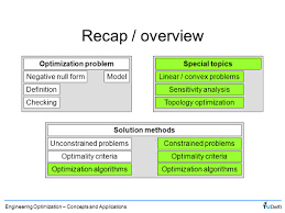 engineering optimization ppt video online download