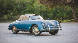 porsche speedster kit car porsche 356 speedster heads to auction