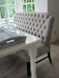 sofa bench for dining table i like the idea of dining benches with backrests would need a kid