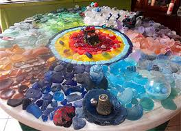 beach of glass jewels from the sea glass beaches in italy grand voyage italy