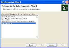 cara membuat koneksi database mysql menggunakan odbc how to query oracle from excel