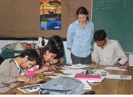 fine art design painting applied art fashion textile degree