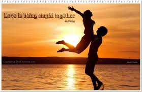 Silly Love Quote by Love Quotes U0026 Sayings Pictures And Images