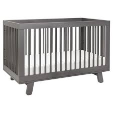 Babyletto Convertible Crib Babyletto Hudson 3 In 1 Convertible Crib Slate Target