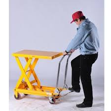 Hydraulic Scissor Lift Table by Light Weight Lift Table Manual Scissor Lift Table Hydraulic Table