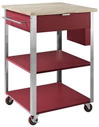 crosley furniture kitchen cart crosley furniture culinary prep rolling kitchen cart