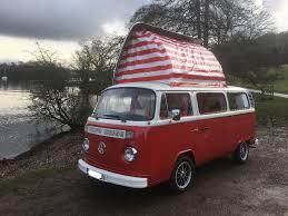 volkswagen camper van vw classic t2 air cooled 1 6 dormobile camper van bay window 4