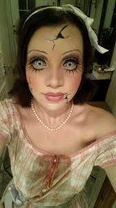 25 best puppet makeup ideas on pinterest creepy doll costume