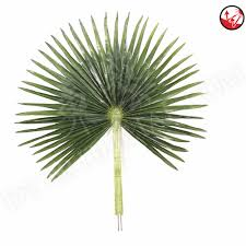 Palm Tree Outdoor Rug Artificial Palm Leaves Artificial Palm Trees 12pcs 52cm