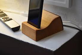 homemade charging station diy design mobile phone docking station youtube