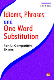 buy idioms phrases and one word substitution for all