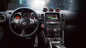 nissan fairlady 2016 interior 2018 nissan 370z features nissan usa