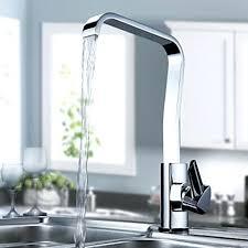 modern kitchen faucet best modern solid brass kitchen faucet chrome finish modern kitchen