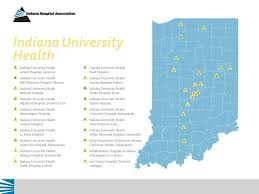 Map Indianapolis Hospital System Maps