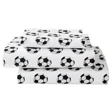 Twin Sheet Set Twin Soccer Bedding Set The Land Of Nod