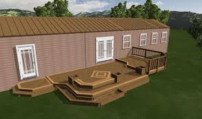 home deck plans mobile home deck plans kimberly porch and garden pictures of