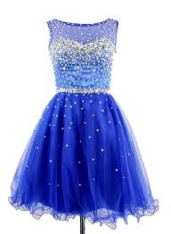 royal blue homecoming dress short prom dresses tulle homecoming