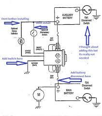 cole hersee solenoid wiring diagram wiring wiring diagram