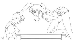 quality free printable neon genesis evangelion anime manga