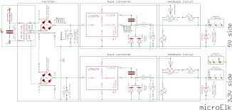 50v variable power supply circuit at 3a the diagram of dc wiring